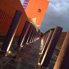 Photo taken at Centro Nacional de las Artes by Zai on 7/27/2013