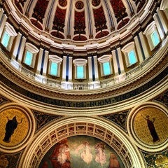 Photo taken at Pennsylvania State Capitol Building by Paige on 6/4/2013