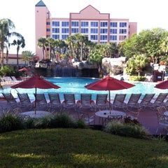 Photo taken at Radisson Resort Orlando - Celebration by Sheri N. on 3/9/2013