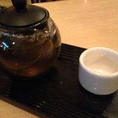 Photo taken at Sencha Tea Bar by Rachel on 11/17/2012
