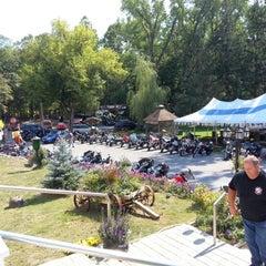 Photo taken at Blackthorne Resort by Ernie N. on 9/14/2012