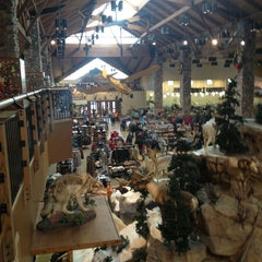 Photo taken at Cabela's by dakota c. on 1/1/2013