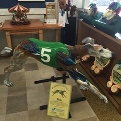 Photo taken at Albany Carousel & Museum by James C. on 1/19/2015