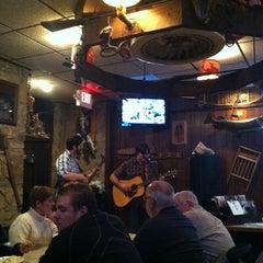 Photo taken at Old Shawnee Pizza & Italian Kitchen by Brandon G. on 12/28/2012