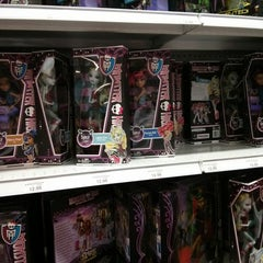 "Photo taken at Toys""R""Us Outlet by Marcos F. on 9/28/2013"