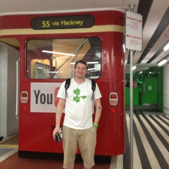 Photo taken at Google UK by Dini K. on 7/24/2013