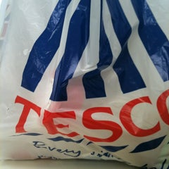 Photo taken at Tesco by Lee G. on 9/17/2012
