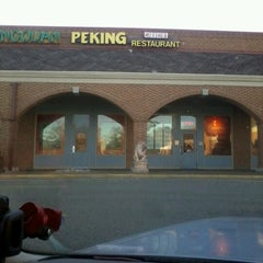 Photo taken at Peking Mongolian & Japanese Restaurant by A Rose R. on 12/22/2012