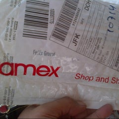 Photo taken at Aramex | ارامكس by Bagus P. on 7/1/2013