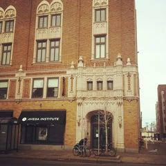Photo taken at Aveda Institute Minneapolis by studioL on 3/23/2013