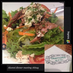 Photo taken at Trattoria Gourmet's by Trx27 on 8/18/2014