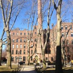 Photo taken at Pratt Institute by Megan G. on 3/5/2013