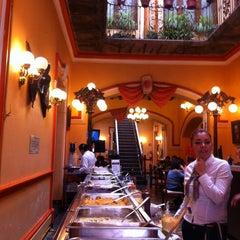 Photo taken at Casa Real Poblana by Jose-Maria V. on 9/13/2014