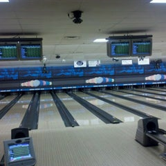Photo taken at Ionia Bowl 300 by Chris E. on 11/5/2012