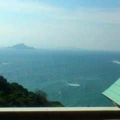 Photo taken at 伊良湖ビューホテル (Irako View Hotel) by ひのとり on 10/27/2012