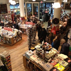 Photo taken at Strand Bookstore by Takanori M. on 12/17/2012