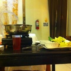 Photo taken at Wensha Spa by Mrg B. on 10/18/2012