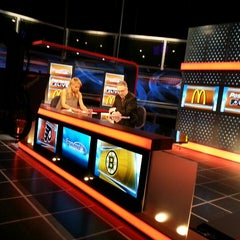 Photo taken at Comcast SportsNet Studio by Mark L. on 3/9/2013