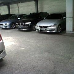 Photo taken at Autohaus BMW by John D. on 1/17/2014