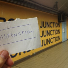 Photo taken at Bondi Junction Station by Kaine T. on 2/5/2013