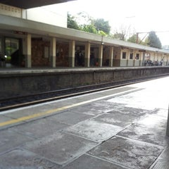 Photo taken at Estação Pirituba (CPTM) by Guilherme R. on 10/1/2012