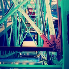 Photo taken at Deno's Wonder Wheel by Darius A. on 3/28/2013