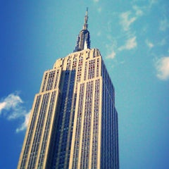 Photo taken at Empire State Building by Darius A. on 6/12/2013