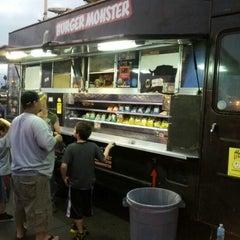 Photo taken at Burger Monster by David W. on 10/20/2012