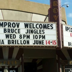 Photo taken at Improv Comedy Club by Kimberly t. on 6/13/2013