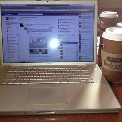 Photo taken at Bruegger's by Maria H. on 6/24/2013