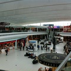 Photo taken at Terminal 2B by Steve V. on 6/6/2013
