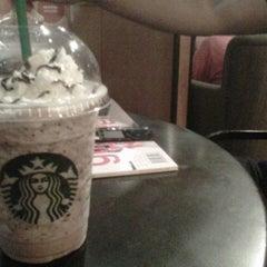 Photo taken at Starbucks by Mia S. on 10/31/2012