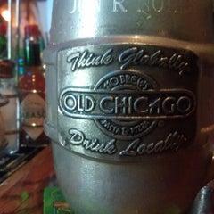 Photo taken at Old Chicago by Jon N. on 4/5/2013