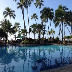 Photo taken at Super Pool and Keiki Pool (Children's Pool) by Missy A. on 11/24/2012