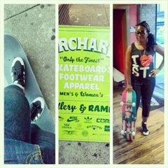 Photo taken at Orchard Skateshop by TeLisa D. on 6/9/2013