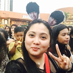 Photo taken at Theatre Mall by Mari Grace N. on 2/24/2015