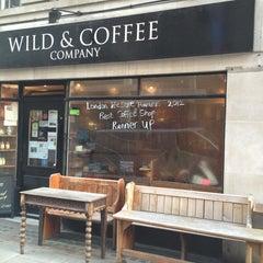 Photo taken at Wild & Wood Coffee by Taylan E. on 1/30/2013