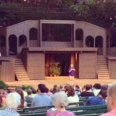 Photo taken at Central Park by Dakota G. on 6/23/2014
