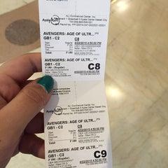 Photo taken at Greenbelt 1 Cinemas by Marian S. on 4/22/2015