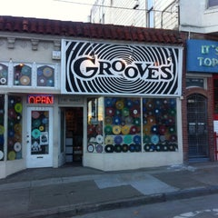Photo taken at Grooves by David K. on 9/25/2013