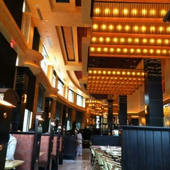 Photo taken at The Cheesecake Factory by Tina S. on 10/21/2012
