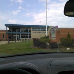 Photo taken at Keokuk Middle School by Angie D. on 8/1/2014