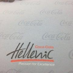Photo taken at Coca-Cola Österreich by Éda Glória P. on 10/5/2012