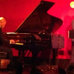 Photo taken at Jazz Standard by Kim A. on 10/10/2012