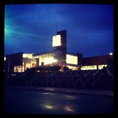Photo taken at Gordon Field House & SLC by Liz L. on 10/12/2012