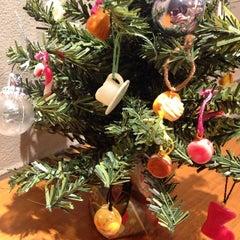 Photo taken at CAFÉ de CRIÉ 道玄坂上店 by komachi n. on 12/16/2013