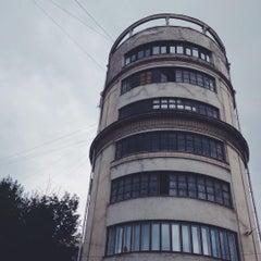 Photo taken at Большая Дорогомиловская улица by Irina B. on 7/24/2015