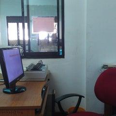 Photo taken at Divisional Secretariat, Sainthamaruthu by Sanoon M. on 2/26/2013