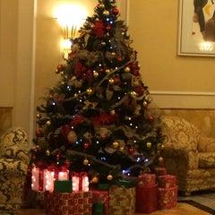 Photo taken at Doria Grand Hotel by InnaS. on 1/3/2014