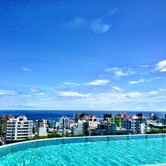 Photo taken at Hotel Jen by Bond A. on 11/20/2012
